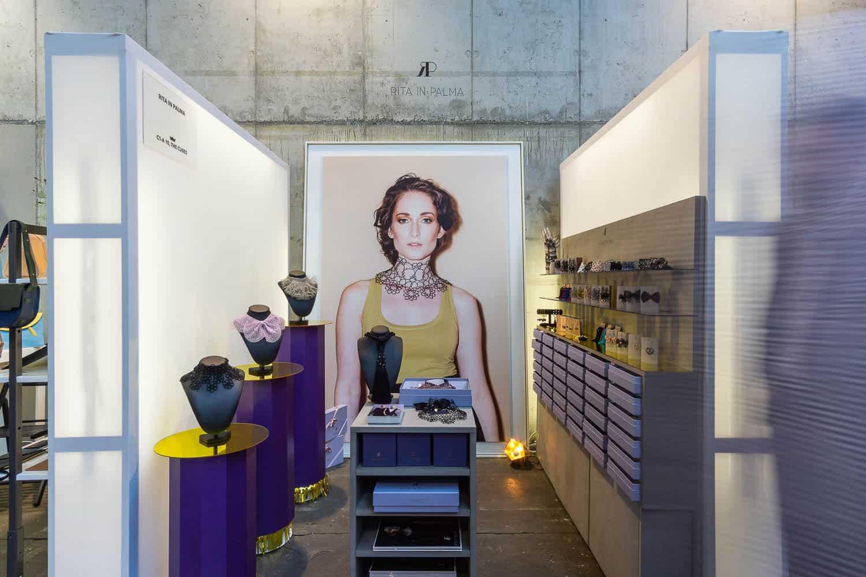 muesiemue Interiordesign, Events, Messen und Ladenbau, Funktion und Design von handwerkplusdesign für Rita in Palma