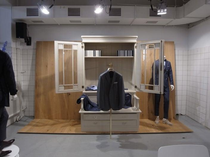 muesiemue Interiordesign, Event Design und Messebau, Funktion und Design von handwerkplusdesign und Thies Wulf für Eduard Dressler
