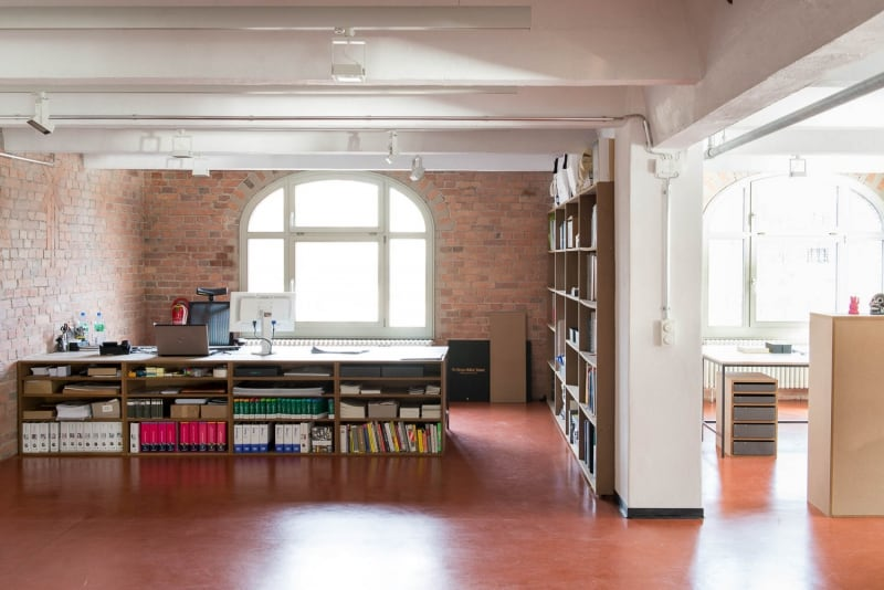 muesiemue Interiordesign, Office und Inszenierung, Funktion und Design von von handwerkplsudesign und Thies Wulf für Design Hotels AG