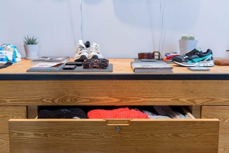 muesiemue Interiordesign, Showroom und Ladenbau, Funktion und Design von handwerkplusdesign für BQL Store