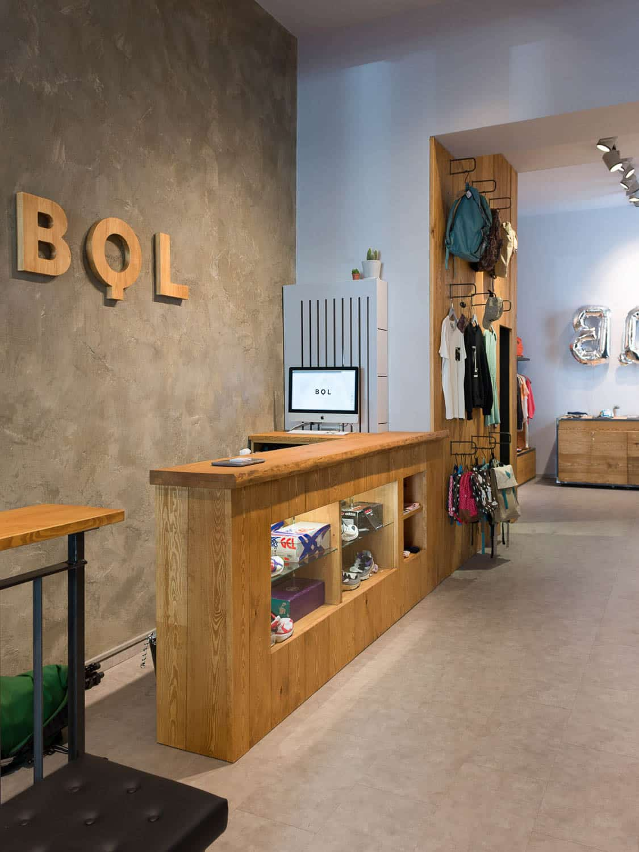 a4af441060 BQL Showroom by muesiemue – Ladenbau und Interiordesign aus Berlin