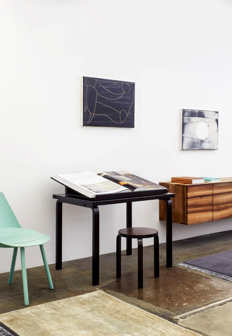 Szenografie und Produktdesign von Thies Wulf fuer Design Hotels AG
