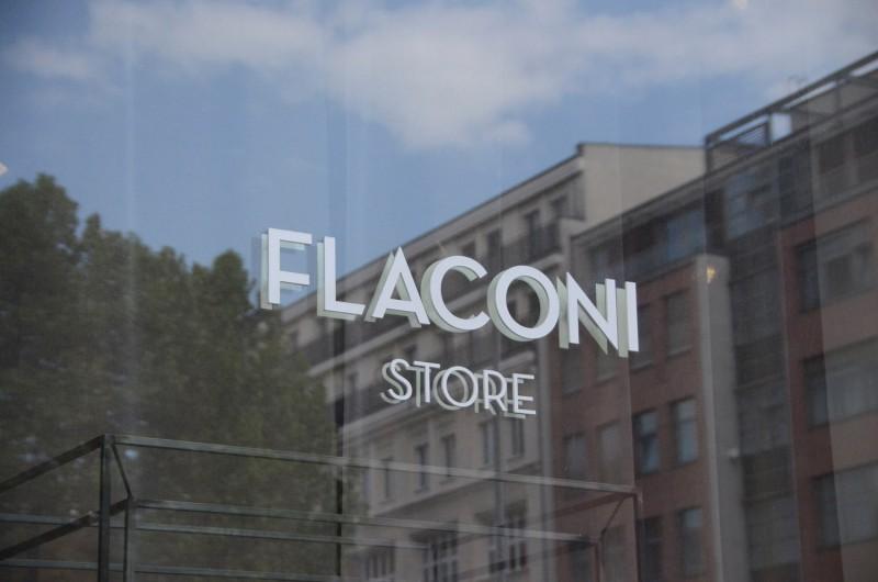 Ladenbau, Store Interiordesign von Thies Wulf fuer Flaconi