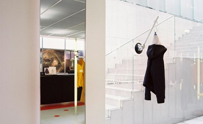 Ladenbau, Store Konzept, Interiordesign von Thies Wulf fuer Stone Island