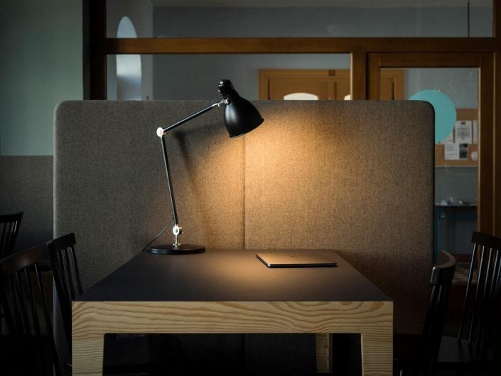 coworking letschinCoworking, Office Interiordesign von Tonia Welter für Coworking Oderbruch