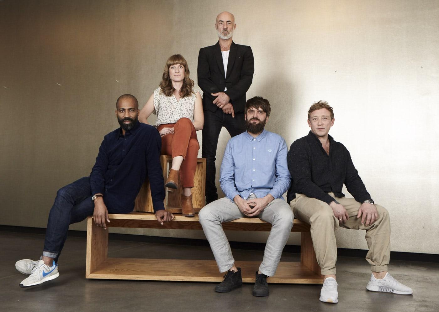 Interiordesigner, Tonia Welter, Chris Glass, Thies Wulf, Henry Siering, Florian Münich, Portrait, Funktion und Design aus Berlin