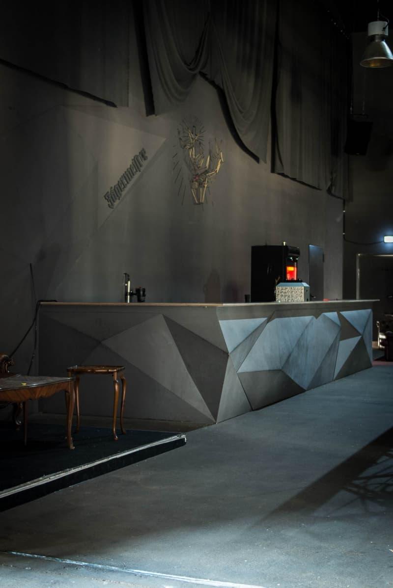 muesiemue Interiordesign, Bar und Tresen für Events, Funktion und Design von handwerkplusdesign für Jägermeister