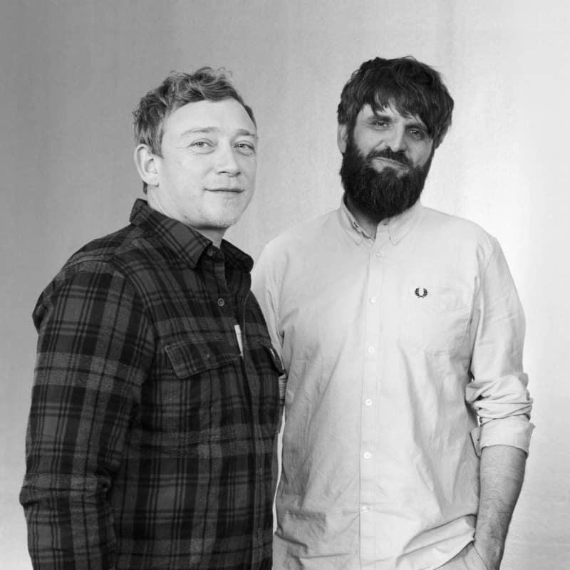 muesiemue Interiordesigner, Florian und Henry CEOs Portrait,Funktion und Design aus Berlin